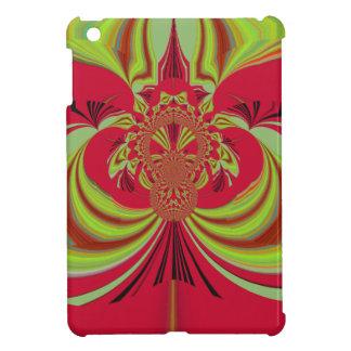 Hakuna Matata red yellow design iPad Mini Covers