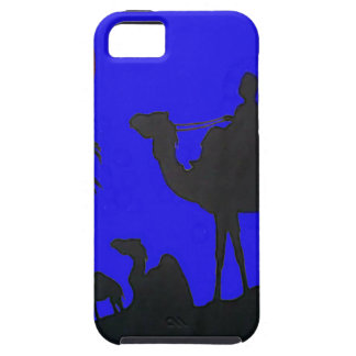 Hakuna Matata safari Blue sky Sunset iPhone SE/5/5s Case