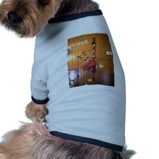 Hakuna Matata Scotland Musical bagpipe Gifts.png Dog Tshirt
