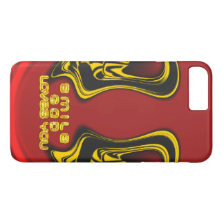 hakuna-matata smile God Loves You design.png iPhone 7 Plus Case