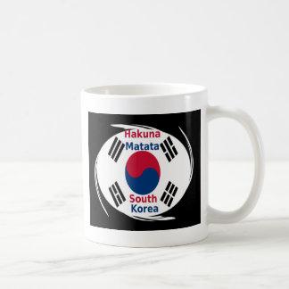 Hakuna Matata South Korea Coffee Mug