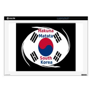 Hakuna Matata South Korea Laptop Decal