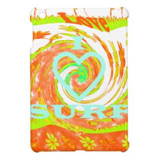Hakuna Matata Summer Baby Kids I Love Surfing..png iPad Mini Covers