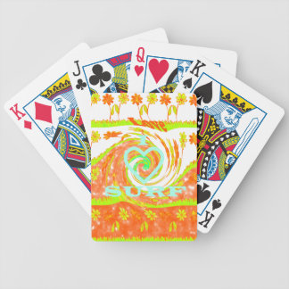 Hakuna Matata Summer Baby Kids I Love Surfing..png Bicycle Playing Cards