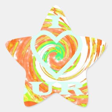 Toddler & Baby themed Hakuna Matata Summer Baby Kids I Love Surfing..png Star Sticker