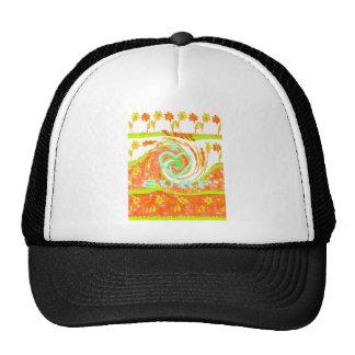 Hakuna Matata Summer Baby Kids I Love Surfing..png Trucker Hat