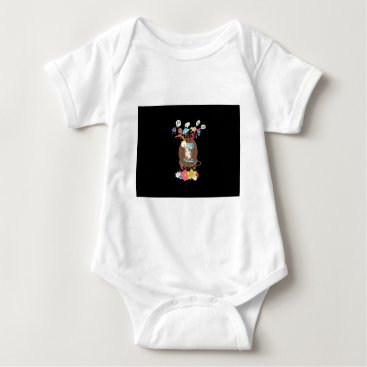 Beach Themed Hakuna Matata Summer time beach party Baby Bodysuit