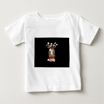 Beach Themed Hakuna Matata Summer time beach party Baby T-Shirt