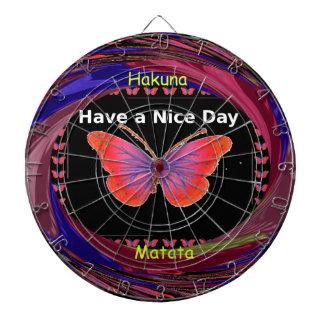 Hakuna Matata tiene una mariposa c del infinito