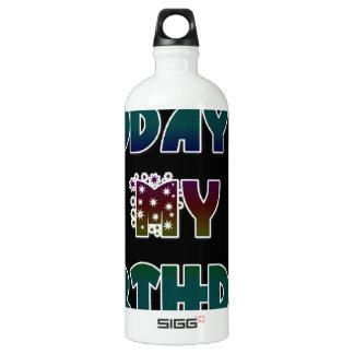Hakuna Matata Today is my Birthday.png SIGG Traveler 1.0L Water Bottle