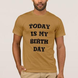 Hakuna Matata Today is my birthday tee shirt
