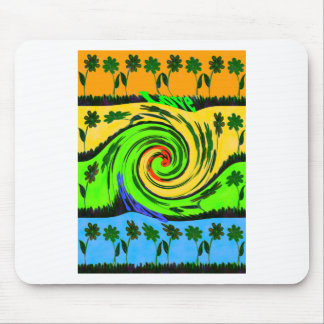 Hakuna Matata Tsunami Love Wave Colors.png Mouse Pad