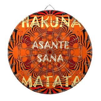 Hakuna Matata Uniquely Exceptionally latest patter Dart Board