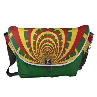 Hakuna Matata Vintage COOL RETRO Jamaica Rasta bag Messenger Bag