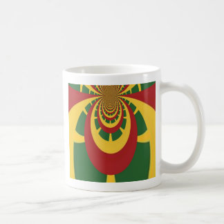 Hakuna Matata Vintage COOL RETRO jamaicas Rastas Coffee Mug
