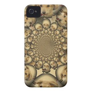 Hakuna Matta Puppies and Dogs infinity amazing sty iPhone 4 Cases