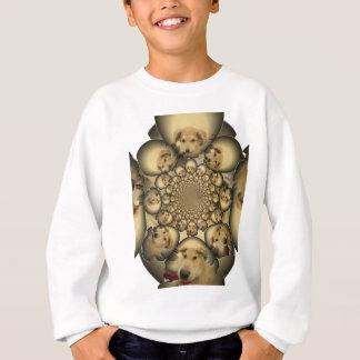 Hakuna Matta Puppies and Dogs infinity amazing sty Sweatshirt