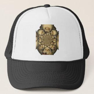 Hakuna Matta Puppies and Dogs infinity amazing sty Trucker Hat