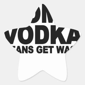 HAKUNA SOME VODKA - Copy.png Star Sticker