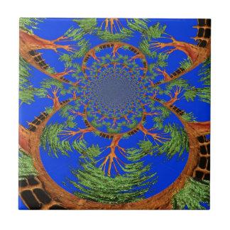 HakunaMatata no soy alérgico al árbol de Eco de la Teja Ceramica