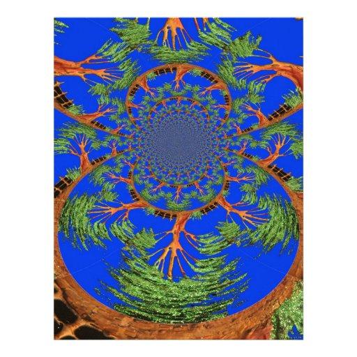 HakunaMatata no soy alérgico al árbol de Eco de la Membretes Personalizados