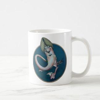 Hal Obbit Classic White Coffee Mug