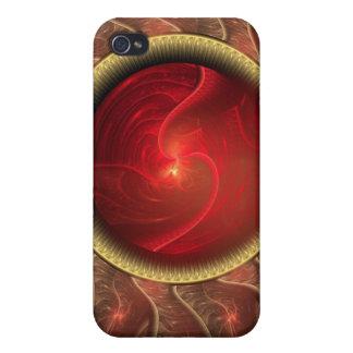Hal resuelve el caso de Giger iPhone4 iPhone 4 Cárcasa