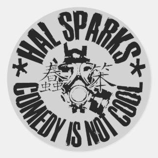 Hal Sparks Stand up sticker