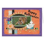 hal-tiger-3 greeting card