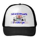 Hal y gorra de los polis del buñuelo de Howard