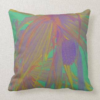 Hala - Pandanus odoratissimus Throw Pillow