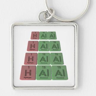 Halal-H-Al-Al-Hydrogen-Aluminium-Aluminium.png Key Chains