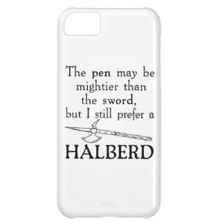 Halberd iPhone 5C Cover