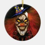 HALcLOWnEEN Ornament