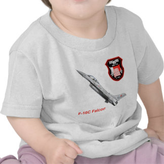 Halcón de Bahrein real del F-16 de la fuerza aérea Camiseta