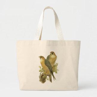 Halcón de peregrino bolsas