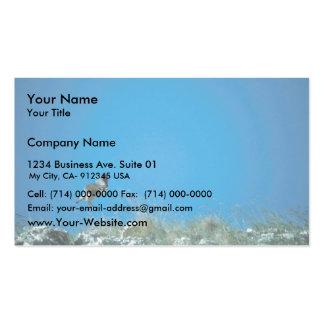 Halcón de peregrino tarjeta de negocio