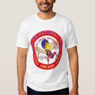 Halcón de pollo camisas