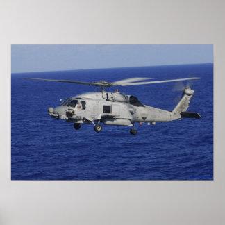 Halcón del mar de MH-60R Póster