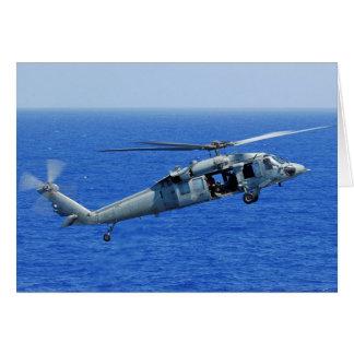 Halcón del mar MH-60 Tarjeta De Felicitación