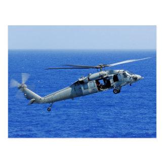 Halcón del mar MH-60 Tarjetas Postales