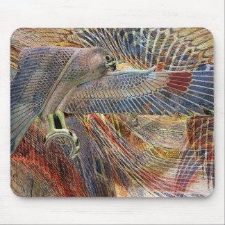 Halcón egipcio alfombrilla de raton