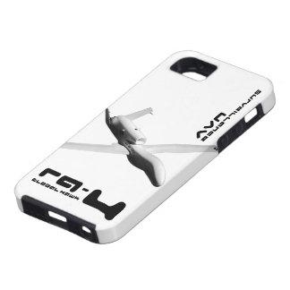 Halcón global RQ-4 iPhone 5 Carcasas