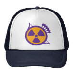Halcón nuclear gorro