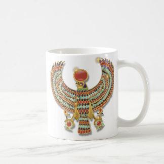 Halcón pectoral taza de café