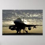 Halcón que lucha de F-16C Impresiones