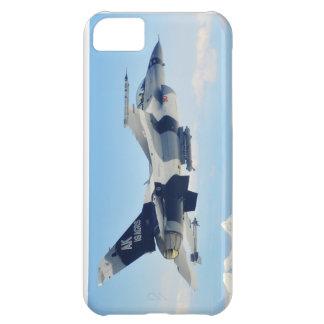 Halcón que lucha del F-16 de la fuerza aérea Funda Para iPhone 5C