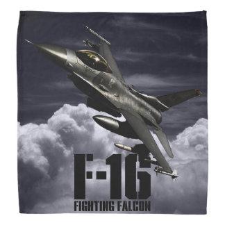 Halcón que lucha F-16 Bandana