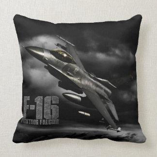 Halcón que lucha F-16 Almohada