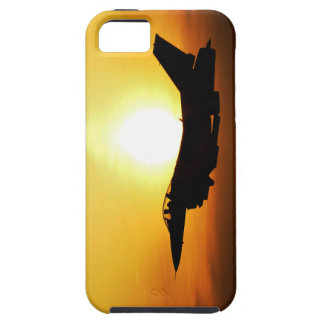Halcón que lucha F-16 iPhone 5 Carcasa
